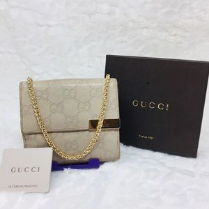 Authentic Preowned Gucci Small Wallet